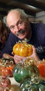 Sacramento Delta Pumpkin Patch by Los Gatos Glassblower Tom Stanton Remembered U2013 The Mercury News
