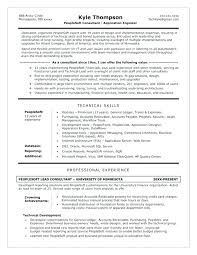 Writing Resume Examples Technical Writer Samples Best Sample