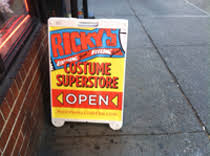 Rickys Halloween Locations Queens by A Guide To Finding The Perfect Halloween Costume In Nyc In New York