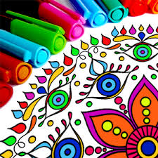 Coloring Book For Me Mandala Android