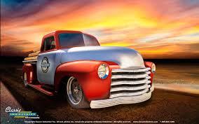 Custom Chevy Trucks Wallpaper. Fabulous Chevrolet Silverado Midnight ...