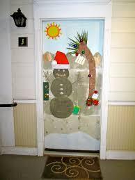 backyards first grade christmas door contest img 3737 funny
