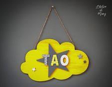 plaque de porte chambre bébé plaques panneaux et enseignes de décoration pour enfant chambre ebay