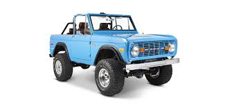 100 Mt Kisco Truck Mount Classic Ford Broncos