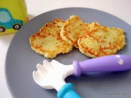 recette de cuisine pour bébé galettes de chou fleur pour bébé et enfant galettes de chou