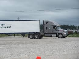 METI's Class 1 Driver Training - Tractor Trailer Program