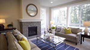 The Westport Model Home at The Enclave in Renton WA American