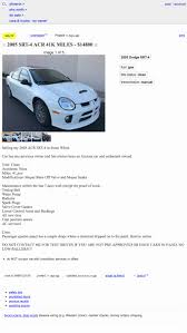 At $14,800, Could You Get Enthused About Owning This 2005 Dodge Neon ... Craigslist Phoenix Az Cars For Sale By Owner Best Car Specs U0026 Used Baby Cribs Fniture Auto Dealership Closed After Owners Admit Fraud Pleasure Way Class Bs 281 Rv Trader Reviews 1920 By Lifted Trucks Az Truckmax Imgenes De Phx And Vehicle Dealership Mesa Motors Liberty Bad Credit Loan Specialists Arkansas 2018
