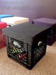 Said A Reader When She Saw This Moms Crate Idea