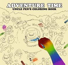 Uncle Pens Coloring Book By ThePotentPotables