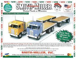 Smith-Miller Sales Brochures And Picture History