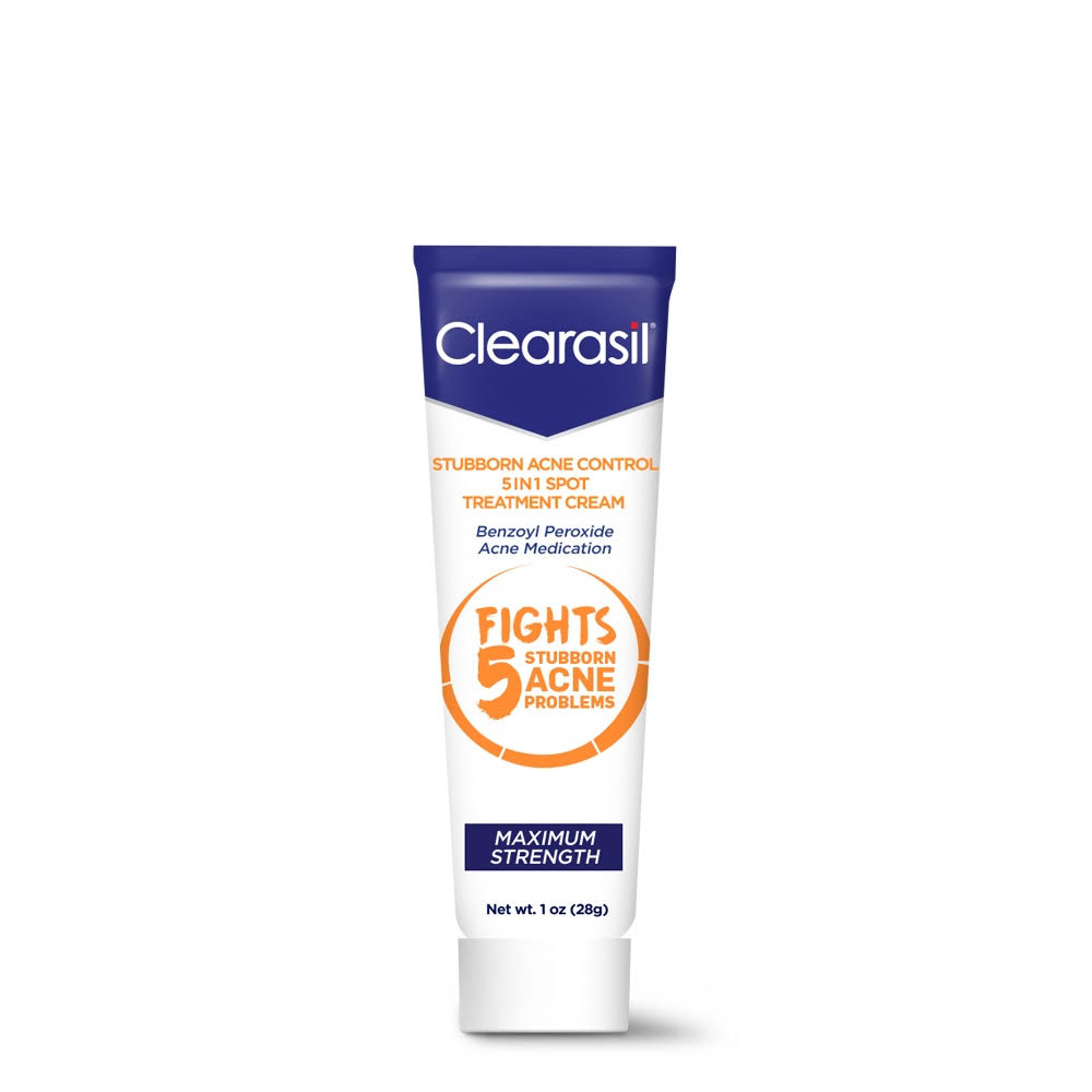 Clearasil Daily Clear Vanishing Acne Treatment Cream - 28g