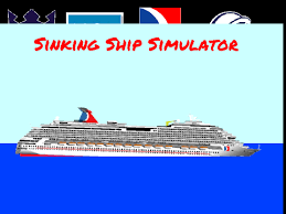 Cruise Ship Sinking 2015 by Sinking Ship Simulator V2 1 On Scratch