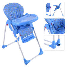 Costway: Adjustable Baby High Chair Infant Toddler Feeding Booster Seat  Folding | Rakuten.com