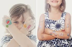 Body Tattoos For Kids