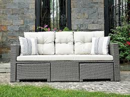 canape resine tressee exterieur canapé de jardin résine tressée canapé d extérieur