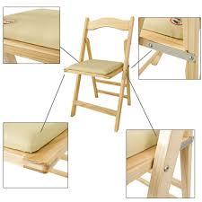 sobuy klappstuhl stuhl holzstuhl küchenstuhl fst06 n