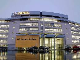 siège social d opel à rüsselsheim l allemagne galerie photos