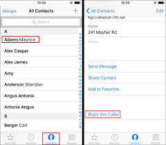How to Block Phone Number on iPhone