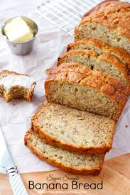 Down East Pumpkin Bread Recipe by Super Simple Banana Bread Eazy Peazy Mealz