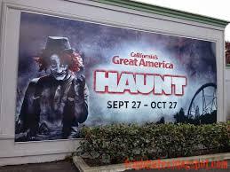 Californias Great America Halloween Haunt by Fright Bites California U0027s Great America Halloween Haunt 2013