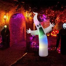 KAZOKU Halloween String Lights 138 Feet 40 LED 3D JackOLantern Pumpkin Lights Battery Operated LED Fairy String LightsHalloween Decorations For