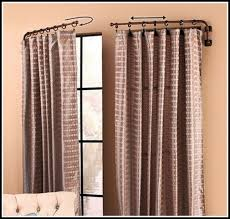 Menards Traverse Curtain Rods by Blackout Curtain Rod Blackout Ruffle Batiste Blackout Pool