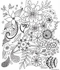 Coloriage Dune Scène De Jardin Au Printemps Coloriage Printemps Tête à Modeler Coloriage Vacances De Printemps