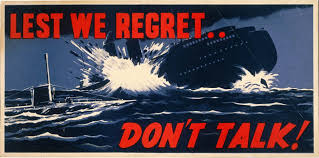 sink ships might sink ships poster nzhistory new zealand