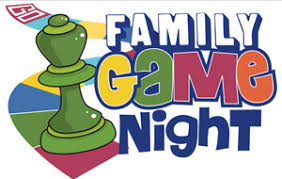 Family Game Night Clipart
