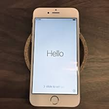 Pre owned iPhone 6 Silver 64gb Electronics on Carousell