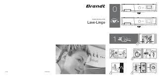 schema electrique lave linge brandt notice brandt wfa1246f mode d emploi notice wfa1246f