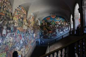 Diego Rivera Rockefeller Mural by Top 11 Things To Do In Mexico City Man Vs Globe