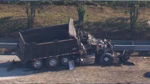 100 Dump Trucks Videos Deadly Crash Involving Dump Truck Closes Down SB I275 In St Pete