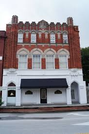 Bank of slow and Jacksonville Masonic Temple