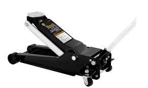 35 Ton Floor Jack Canada by Omega 27035 Magic Lift Black White Service Jack 3 5 Ton Capacity