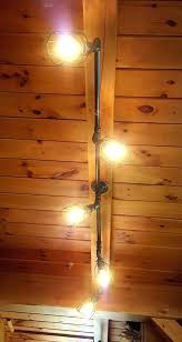 wall mounted track lighting systems can light or ceiling mount