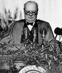 the iron curtain speech by winston churchill thinglink