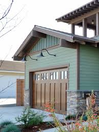 Arts And Craft Style Home by Shallow Gooseneck Light Complements Arts Crafts Style Home