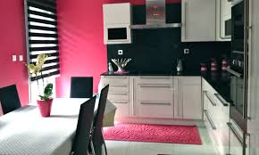 ma cuisine tunisie shocking ideas cuisine fushia on decoration d interieur moderne
