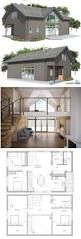 2 Bedroom Cabin Plans Colors Best 25 Modern House Plans Ideas On Pinterest Modern House