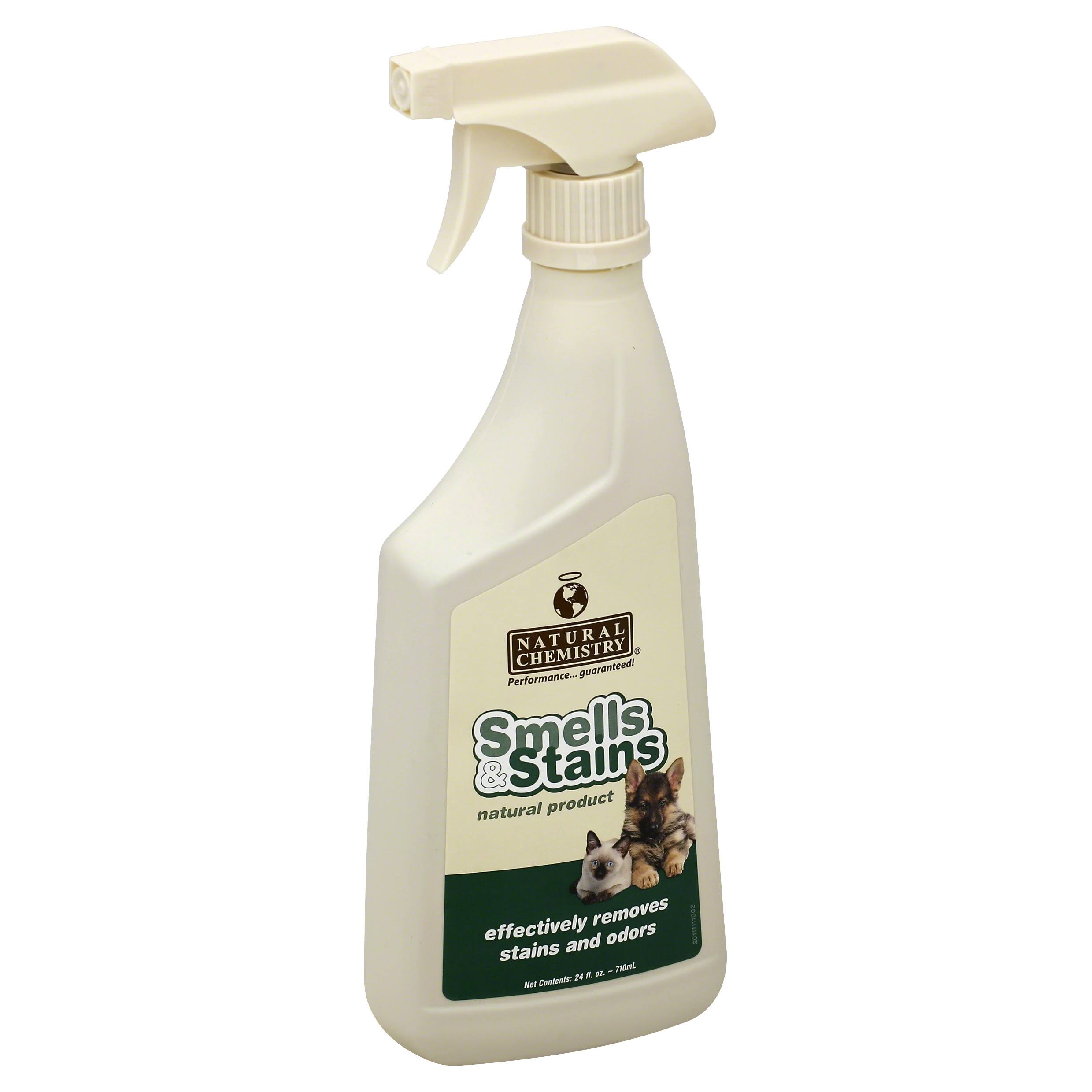 Natural Chemistry Smells and Stains Trigger Spray - 24oz