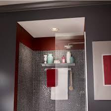 Humidity Sensing Bathroom Fan Wall Mount by Brl 744sfl Bathroom Fans 70 Cfm Recessed Humidity Sensing Bath Fan