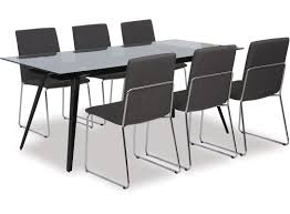 Monti Dining Table Kitos Chairs X 6