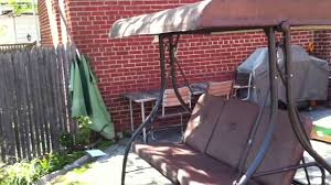 Outsunny Patio Furniture Assembly Instructions by Swing Seat Assembly Service In Dc Md Va By Furniture Assembly