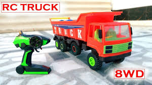 100 Homemade Rc Truck How To Make 116 Scale At Home 8WD