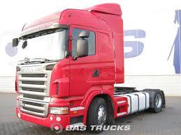Scania R420 Manual+Retarder Euro 5 Tractorhead - BAS Trucks