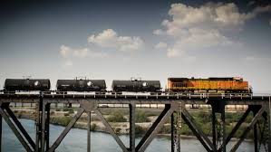 100 Permian Trucking US Raises Safety Bar For Crude Oil Transported By Rail FreightWaves