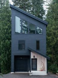 100 Modern Mountain Cabin The Alpine Noir Chalet Sits In The S Of Oregon CONTEMPORIST