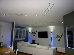 decorations affordable led track light design ideas with chrome